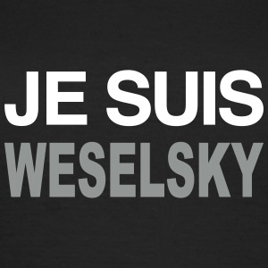 Je Suis Weselsky T-Shirts - Frauen T-Shirt