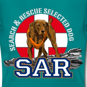 search and rescue dog 1 T-Shirts - Women's T-Shirt