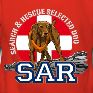 search and rescue dog 1 Pullover & Hoodies - Frauen Premium Hoodie