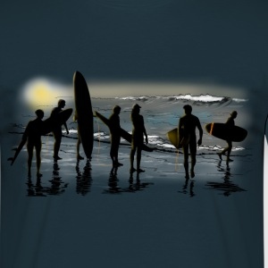 surfing Tee shirts - T-shirt Homme