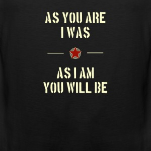 As You ... - Männer Premium Tank Top