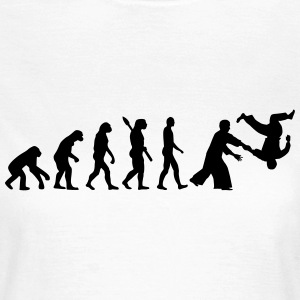 Evolution Aikido T-Shirts - Frauen T-Shirt