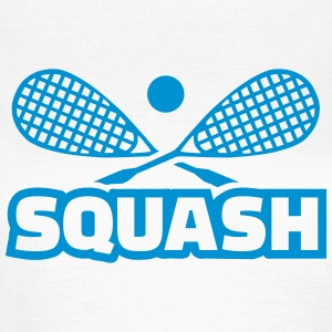 Squash T-Shirts - Frauen T-Shirt
