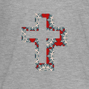 Cruz Christchurch Manga larga - Camiseta de manga larga premium adolescente