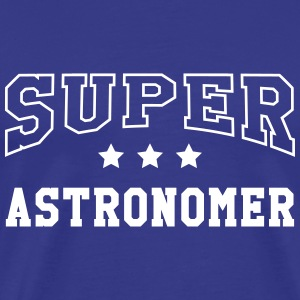 Astronome / Astronomie / Science / Geek / Etoile Tee shirts - T-shirt Premium Homme