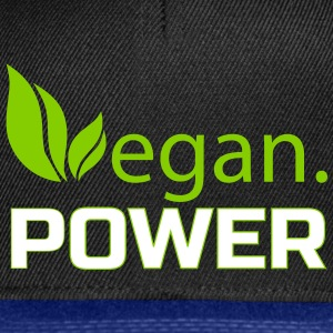 vegan power Caps & Mützen - Snapback Cap