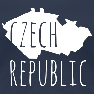 Czech Republic T-Shirts - Frauen Premium T-Shirt