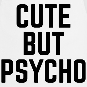 Cute But Psycho  Aprons - Cooking Apron