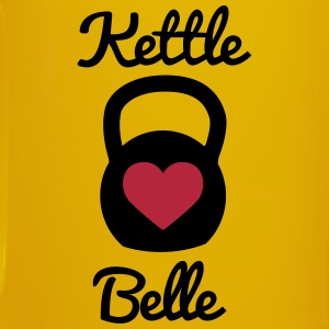 Kettle Belle  Mugs & Drinkware - Full Colour Mug