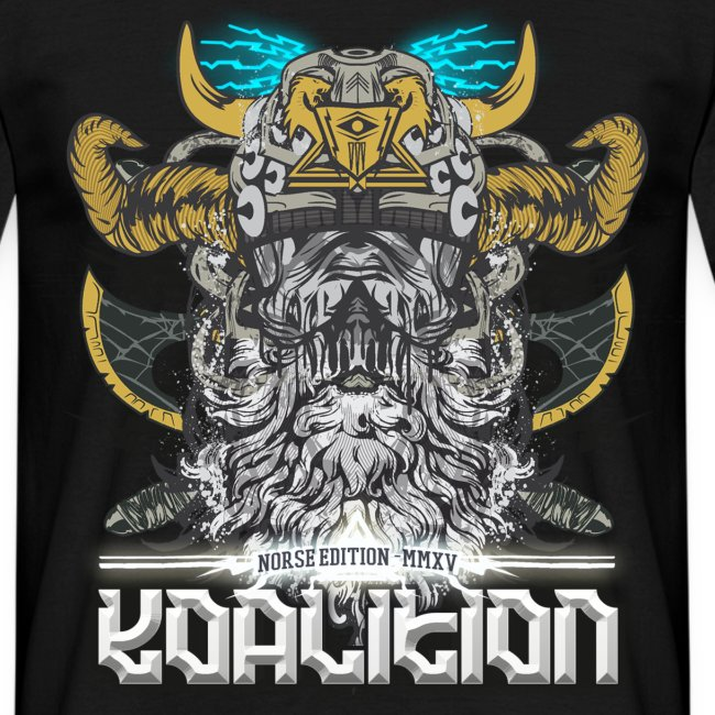 Koalition 2015 T-Shirt Man