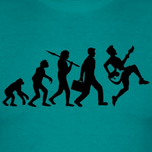 Rock Evolution T-shirts - T-shirt herr