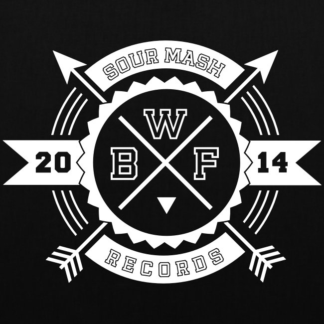 BWF 2k14 Beutel (Logo weiß)