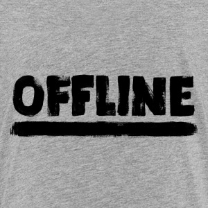 Offline T-Shirts - Teenager Premium T-Shirt