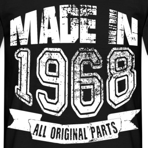 Made in 1968 - Camiseta hombre