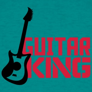 Stilig gitar King Design T-skjorter - T-skjorte for menn