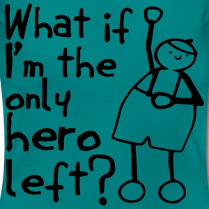 The only hero left T-Shirts - Frauen T-Shirt