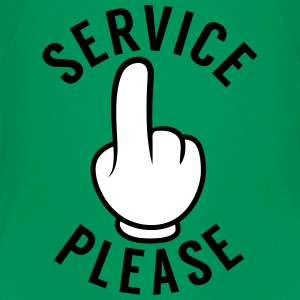 Service Please T-Shirts - Kinder Premium T-Shirt
