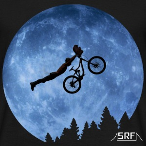 ET phone freeride T-Shirts - Men's T-Shirt
