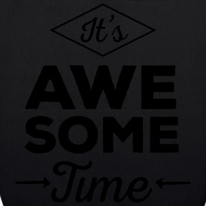 It's Awesome Time Bolsas y mochilas - Bolsa de tela ecológica