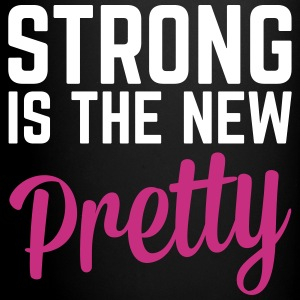 Strong Is the New Pretty  Bouteilles et Tasses - Tasse en couleur