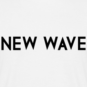 NEW WAVE T-shirts - Mannen T-shirt