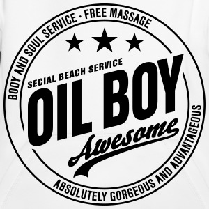 Oil Boy Beach Service Sweats - Pull à capuche Premium Enfant