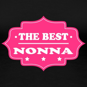 The best nonna T-Shirts - Women's Premium T-Shirt