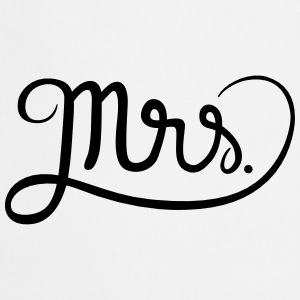 Mrs.  Aprons - Cooking Apron