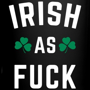 Irish As F*ck Mugs & Drinkware - Full Colour Mug