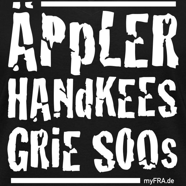 Äppler Handkees Grie Soos - Damen V