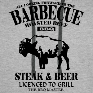 Barbecue Sweaters - Mannen Premium hoodie