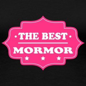 The best mormor T-skjorter - Premium T-skjorte for kvinner
