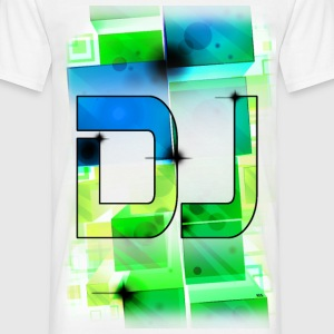 T SHIRT OFFICIAL DJ by Florian VIRIOT - T-shirt Homme
