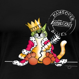 AccustiCats Hangover Blues 2 T-Shirts - Frauen Premium T-Shirt