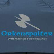 Motiv ~ Orkenspalter Schirm (beidseitig)