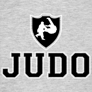 Judo Ecusson Tee shirts - T-shirt Homme