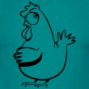 Poulet Lapointe Tee shirts - T-shirt Homme