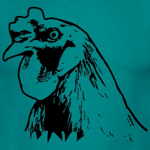 Chicken pet bird poultry T-Shirts - Men's T-Shirt