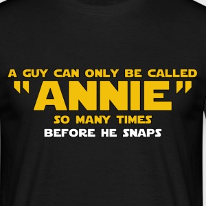 Anakin Annie Skywalker (Star Wars) - Men's T-Shirt
