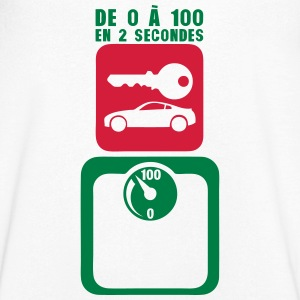 tday2015 cle voiture balance pese person Tee shirts - T-shirt Homme col V