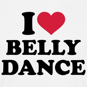 I love belly dance T-Shirts - Männer T-Shirt