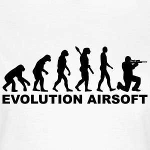 Evolution Airsoft T-Shirts - Frauen T-Shirt