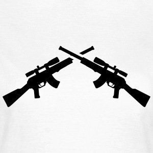 Airsoft T-Shirts - Frauen T-Shirt
