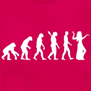 Evolution Bauchtanz T-Shirts - Frauen T-Shirt