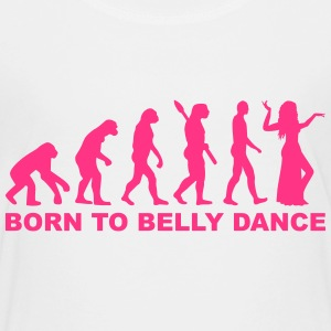 Evolution belly dance T-Shirts - Kinder Premium T-Shirt
