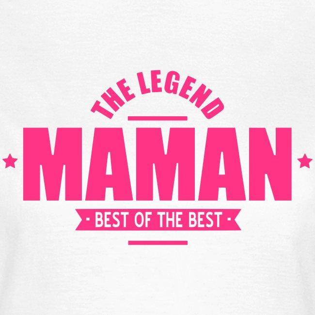 Maman, the legend