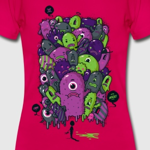 Monsters and children - T-shirt Femme