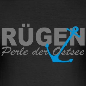 Rüger Shirt - Männer Slim Fit T-Shirt