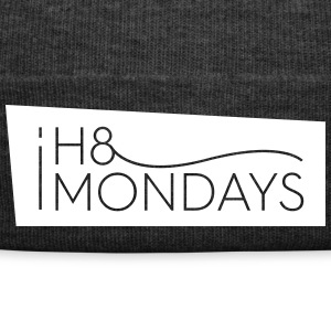 I Hate Mondays - Winter Hat
