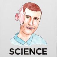 Design ~ SCIENCE Tote Bag